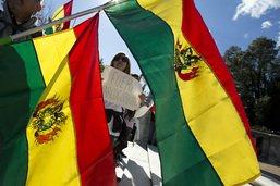La Bolivie nomme un ambassadeur aux Etats-Unis