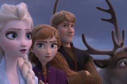 """""""La Reine des Neiges 2"""" au sommet du box-office nord-américain"""