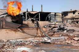 Soudan: 23 morts dans une explosion et l'incendie d'une usine