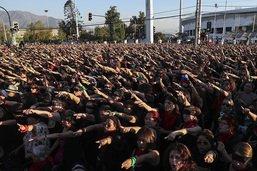 Des milliers de femmes manifestent contre agressions et oppression