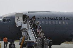Avion militaire disparu: des débris retrouvés en mer