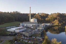 Arrêt définitif de la centrale de Mühleberg dans quelques heures