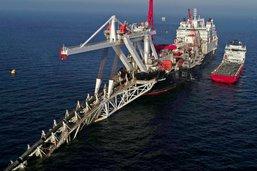 Trump impose des sanctions contre un gazoduc, firme suisse touchée