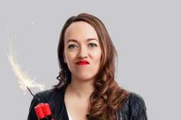 La cabarettiste bernoise Lisa Catena primée en Allemagne