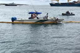 """Une nappe de diesel qui menaçait les Galapagos """"maîtrisée"""""""