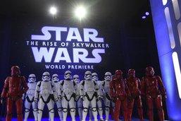 """La Force est toujours avec """"Star Wars"""" au box-office nord-américain"""