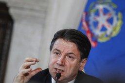 Giuseppe Conte annonce un «marathon de trois ans» pour son gouvernement