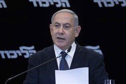 Benjamin Netanyahu a demandé l'immunité au Parlement