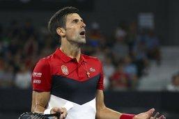 Pour Djokovic, un report de l'Open d'Australie est envisageable
