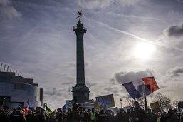 Appel en France au retrait de la réforme des retraites