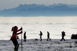 Affluence record dans certaines stations de sports d'hiver