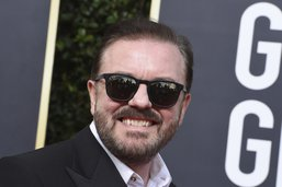 """Golden Globes: """"1917"""" et """"Once Upon a Time... in Hollywood"""" primés"""