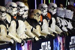 """""""Star Wars"""" toujours au sommet du box-office nord-américain"""