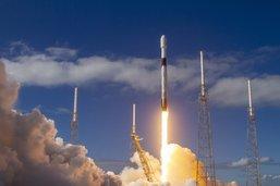 SpaceX sur le point de devenir le plus grand opérateur satellitaire