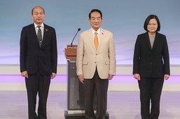 La présidente taïwanaise réélue malgré la campagne d'intimidation de Pékin