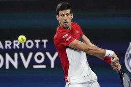 ATP Cup: la Serbie de Djokovic renverse l'Espagne