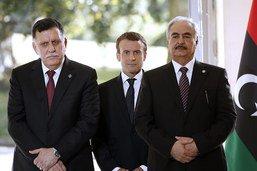 Les deux rivaux libyens à Moscou pour signer un cessez-le-feu