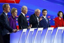 Bernie Sanders lâche les coups pour le dernier débat démocrate