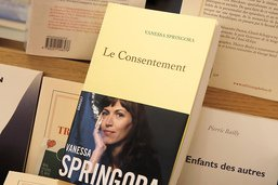 "Affaire Matzneff: Vanessa Springora salue ""la prise de conscience"""