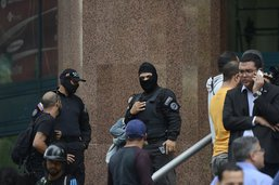 Les bureaux de l'opposant Guaido perquisitionnés (opposition)