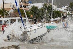 La tempête Gloria fait au moins sept morts en Espagne
