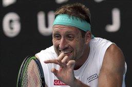 Tennys Sandgren: «Le tennis est un sport de fous»