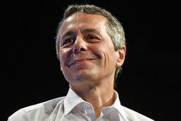 Ignazio Cassis réélu confortablement