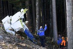 Deux Fribourgeois tués dans un accident d'avion