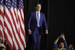 Primaires démocrates: Pete Buttigieg en tête dans l'Iowa