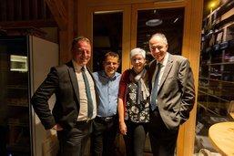 Didier Castella préside désormais le Salon suisse des Goûts et Terroirs