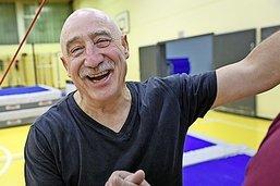 Trente ans à «veiller» les gymnastes