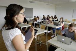 Appel pour des classes moins peuplées
