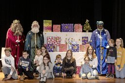 Encore une fois Noël pour les enfants