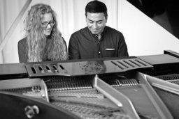 Deux pianos à l'unisson des Caraïbes