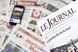 Un plan «novateur» pour la presse