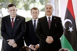 Un conflit d'intérêts étrangers