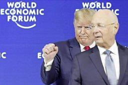 Le choc de deux visions à Davos