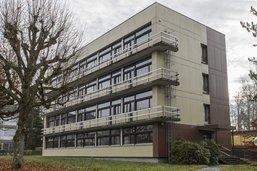 Rénovation de l'ancien laboratoire cantonal à l'enquête