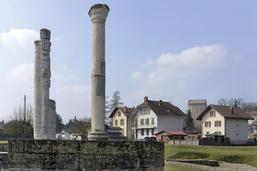Le projet de nouveau musée à Avenches avance