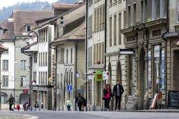 La ville de Fribourg veut soutenir ses commerces