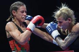 Nette victoire pour Olivia Belkacem-Boudouma