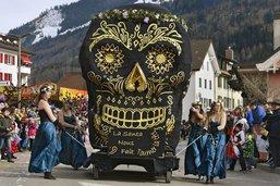 Un concept «revisité» pour le carnaval de Broc