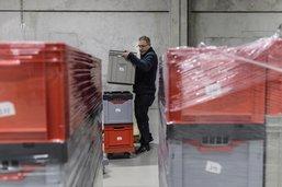 Deux millions de livres à déménager