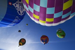 Festival international de ballons reporté