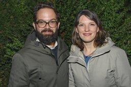 Mirjam Ballmer et Julien Vuilleumier à la tête des Verts