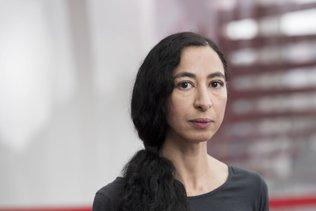 Latifa Echakhch, commissaire du pavillon suisse à Venise en 2021