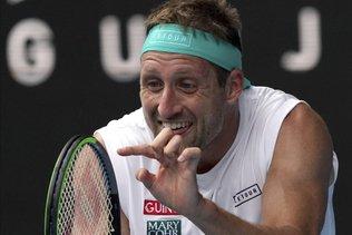 """Tennys Sandgren: """"Le tennis est un sport de fous"""""""