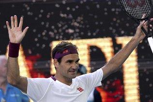 """Federer: """"Dans mon top 5 des victoires miraculeuses"""""""