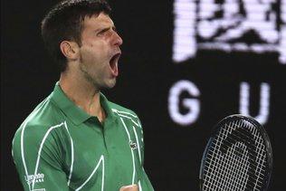 Djokovic rejoint Federer en demi-finale