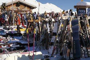 Plus de possibilités de se faire voler ses skis à Davos